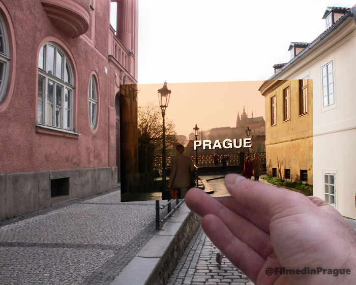Mission: Impossible (1996) – How All Adventures Start With Prague