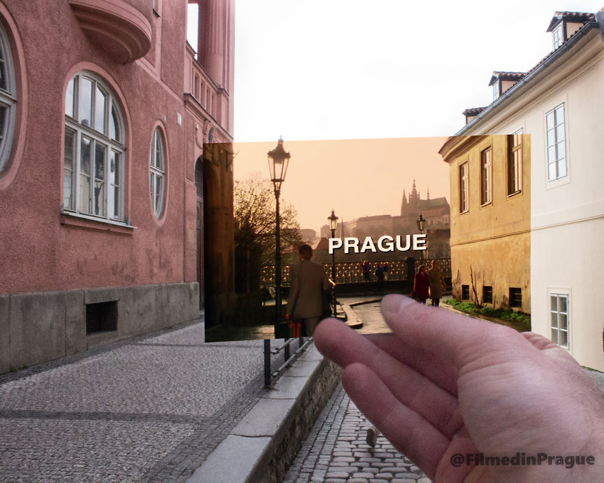 Mission: Impossible (1996) - How All Adventures Start With Prague