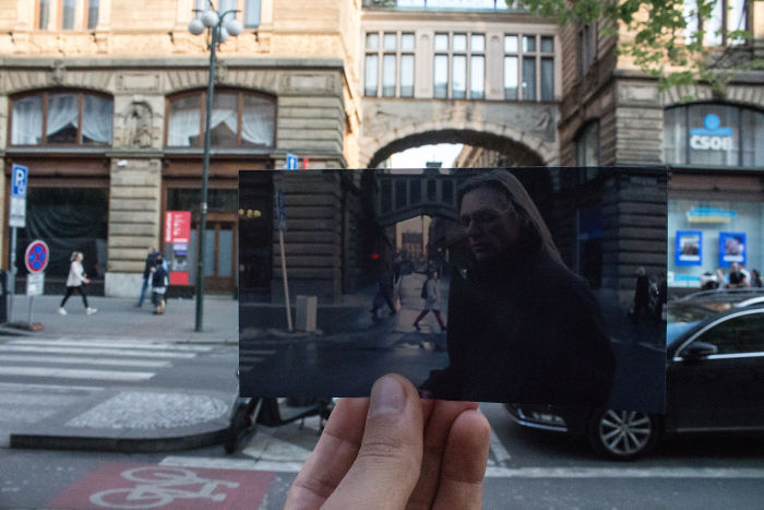 Mission: Impossible (1996) – Movie Shot All Around The Prague