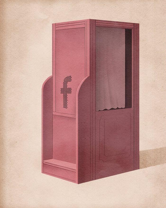 Confesiones en redes sociales