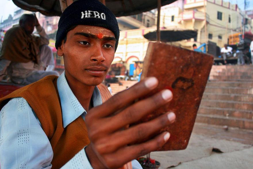 Varanasi, India (2008)
