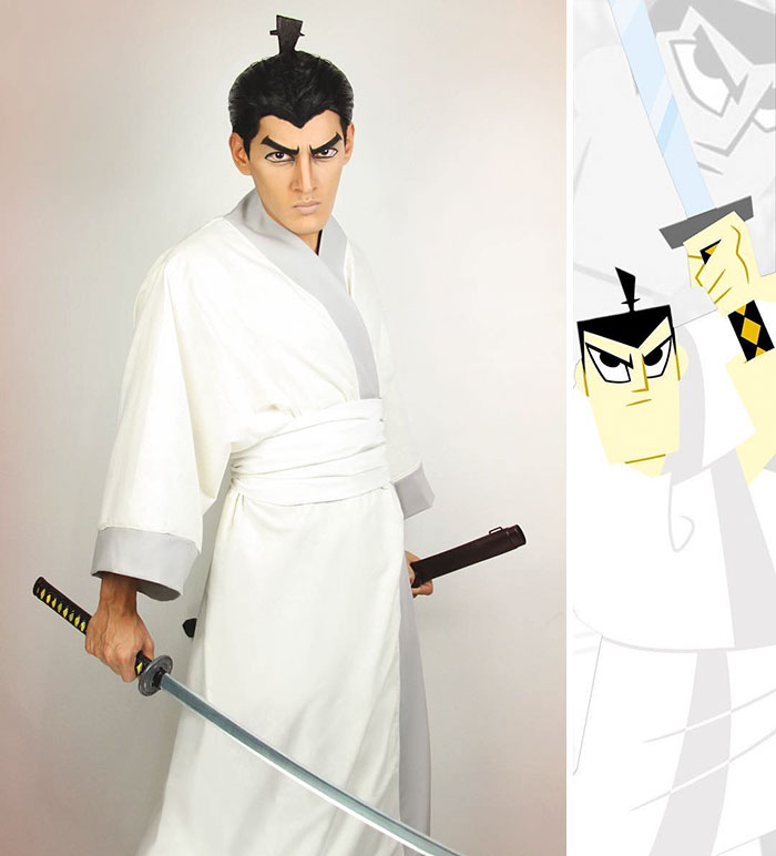 Jack From Samurai Jack