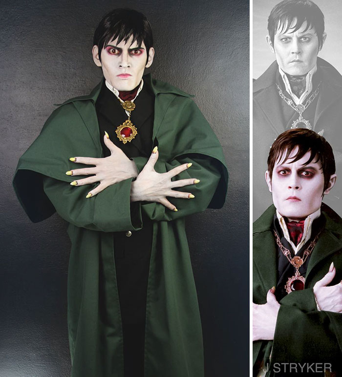 Barnabas Collins From Dark Shadows