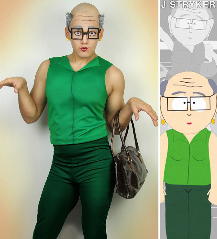 Ms. Garrison From South Park