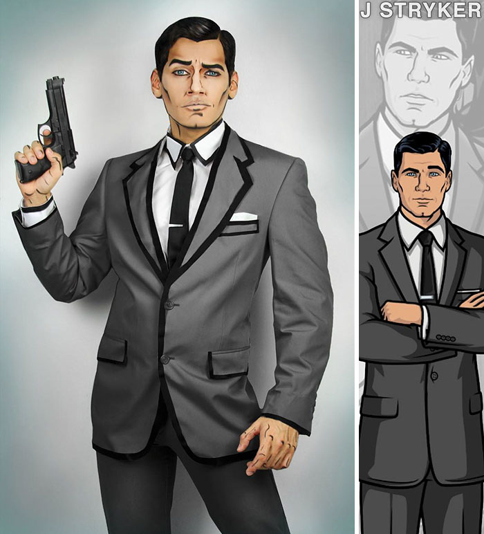 Sterling Archer From Archer