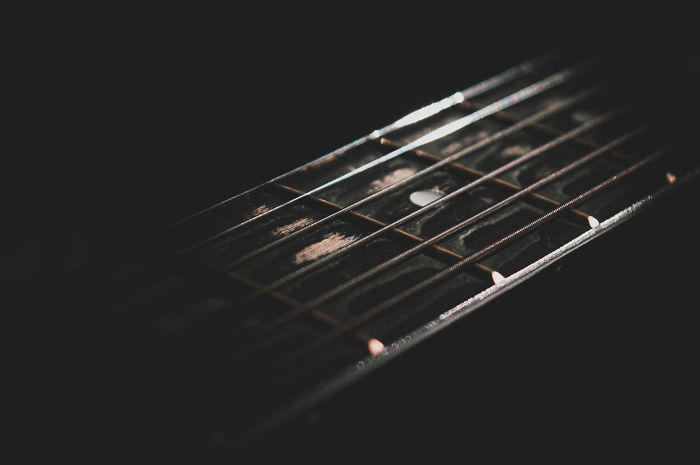 Fine Art Guitare Photography