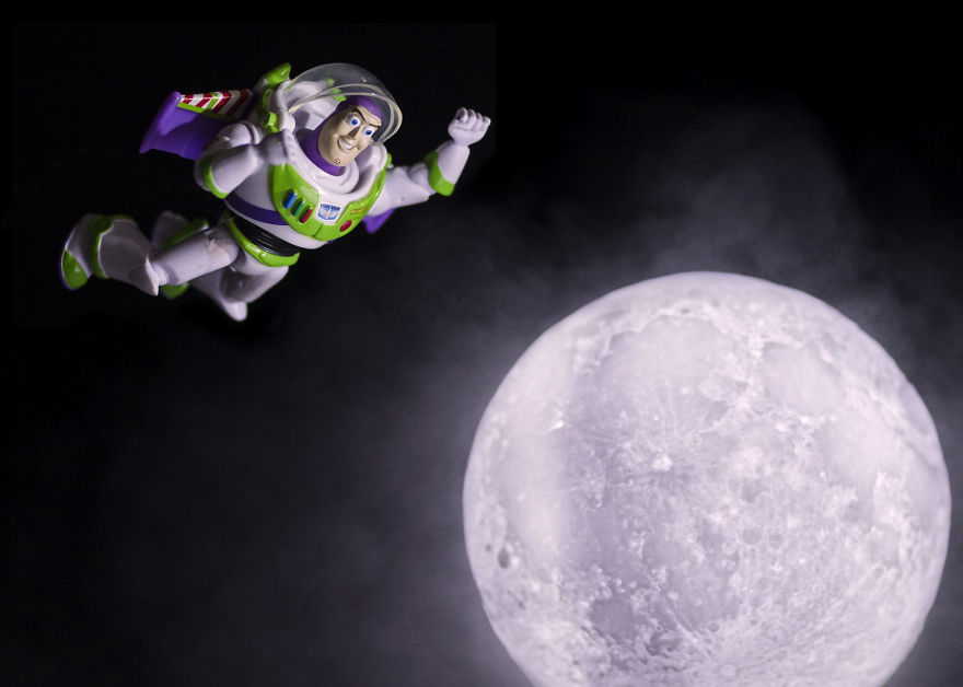 Buzz Lightyear's Dream