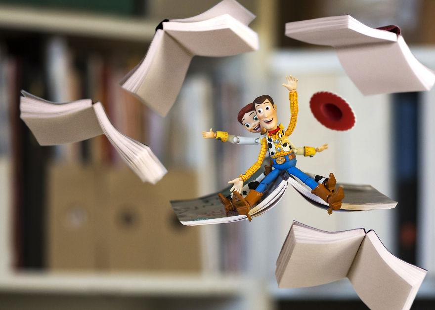 Books Let Your Imagination Take Flight!