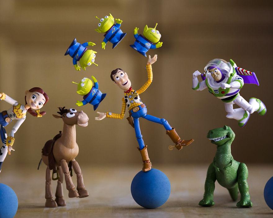 Alien Juggle!