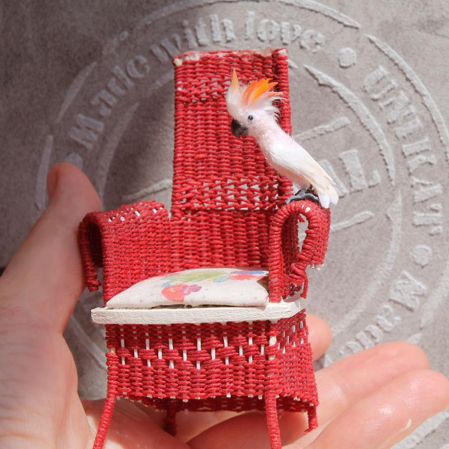 Tiny-Sculptures-Fairies-Miniatures-Katie-Doka