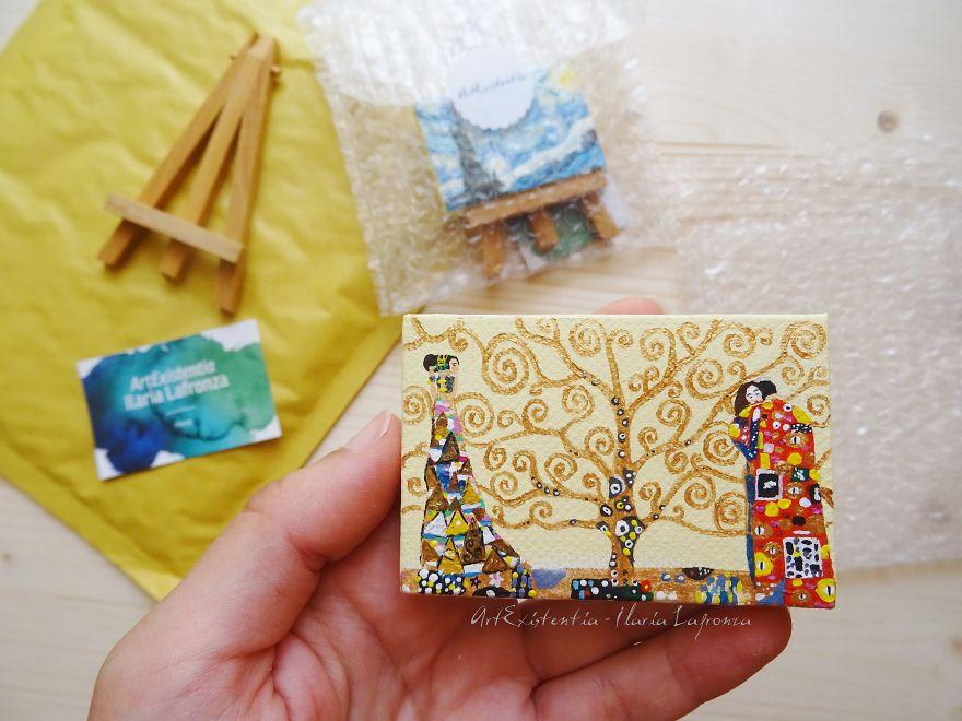 Mini Klimt