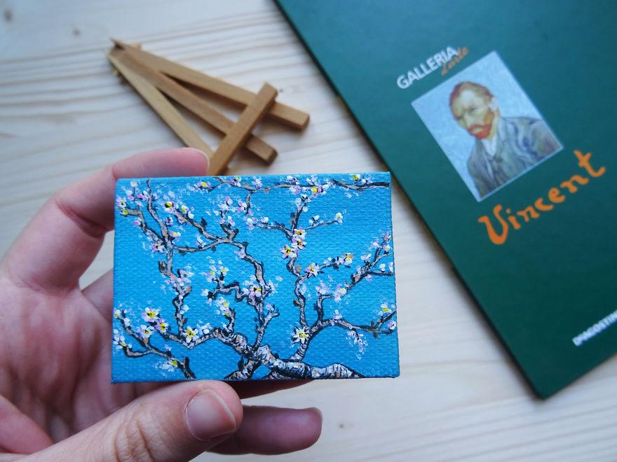 Mini Van Gogh