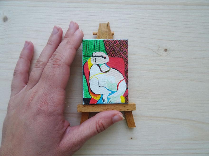 Mini Picasso