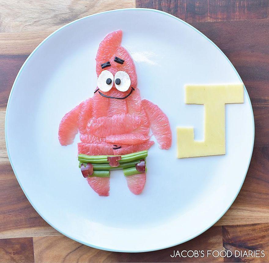 Patrick From Spongebob Squarepants