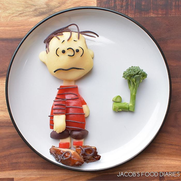 Linus From The Peanut Gang