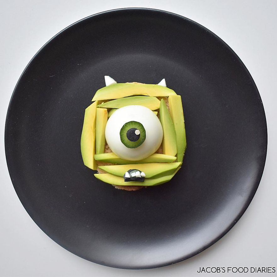 Mike Wazowski From Monsters Inc