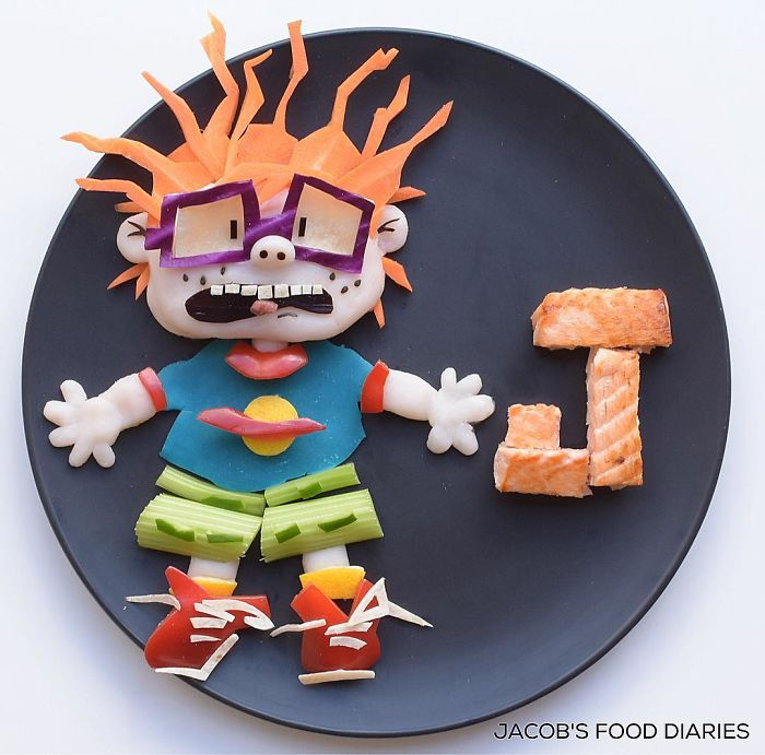 Chucky From The Rugrats