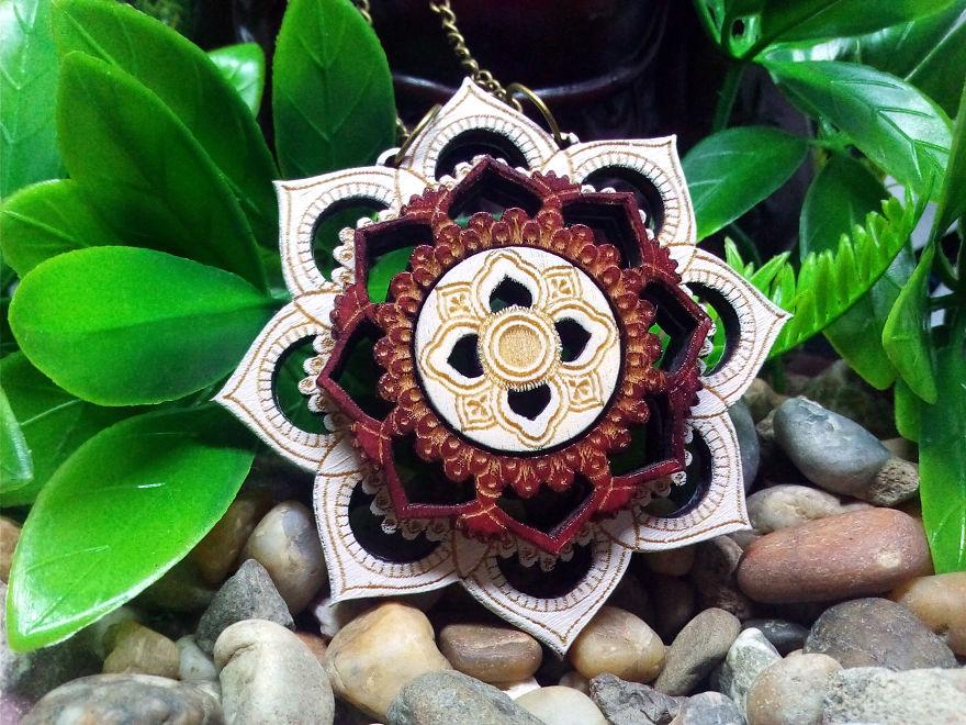 Mandala Of Beauty
