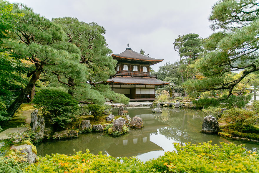Ginkakuji, Eastern Kyoto