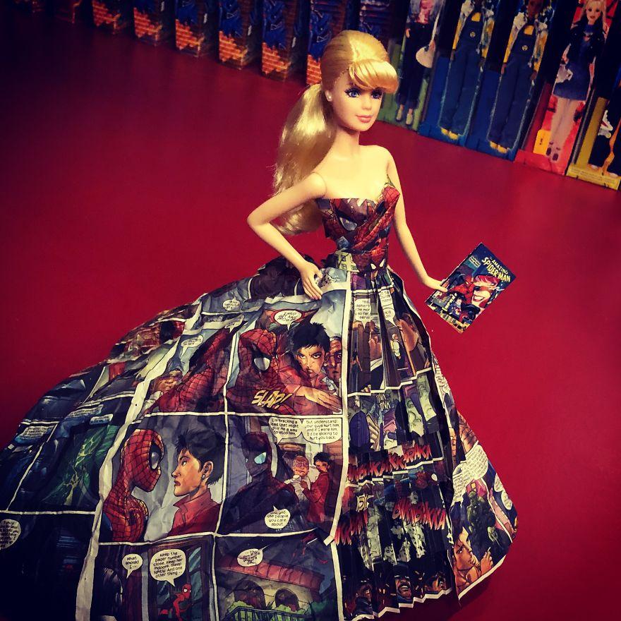 Barbie Makes Everything Look Good