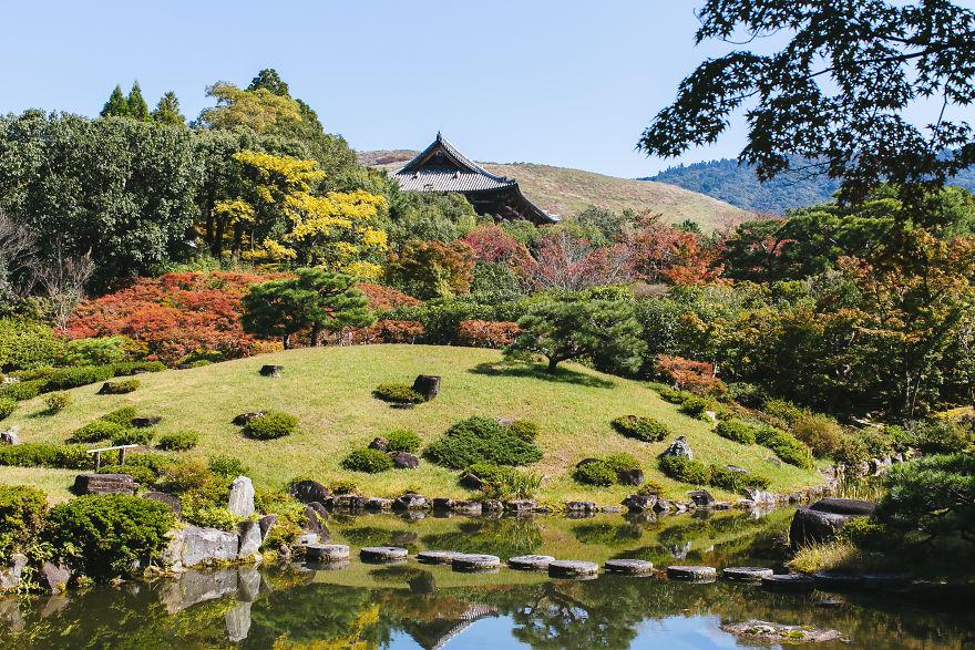 Isuien Garder, Nara