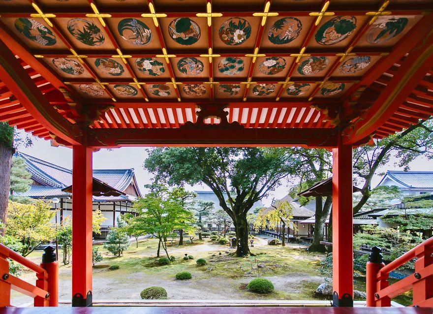 Daikakuji Temple, Sagano, Western Kyoto