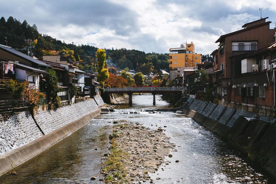 Miyagawa River, Takayama