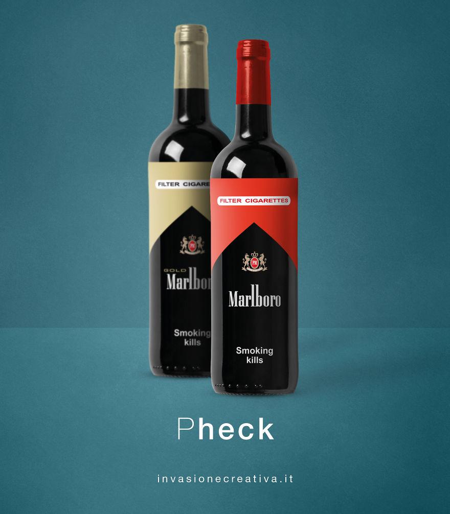 Malboro Wine?