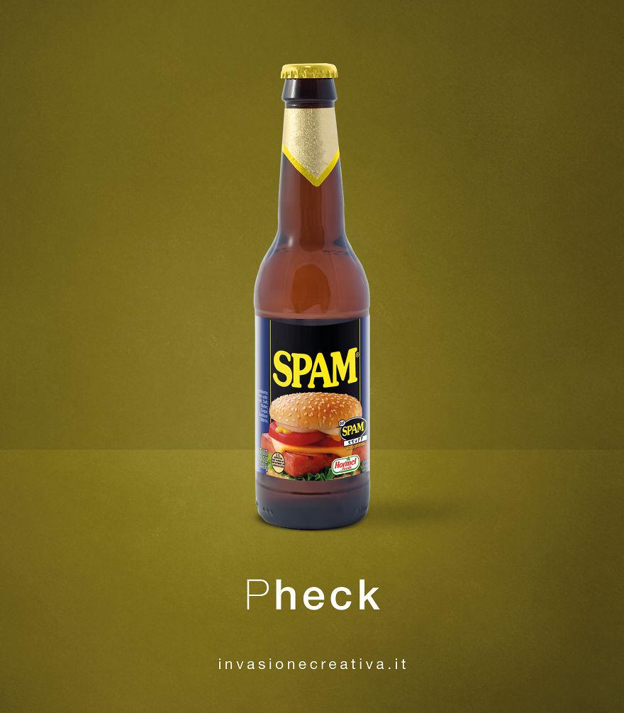 Spam Beer?