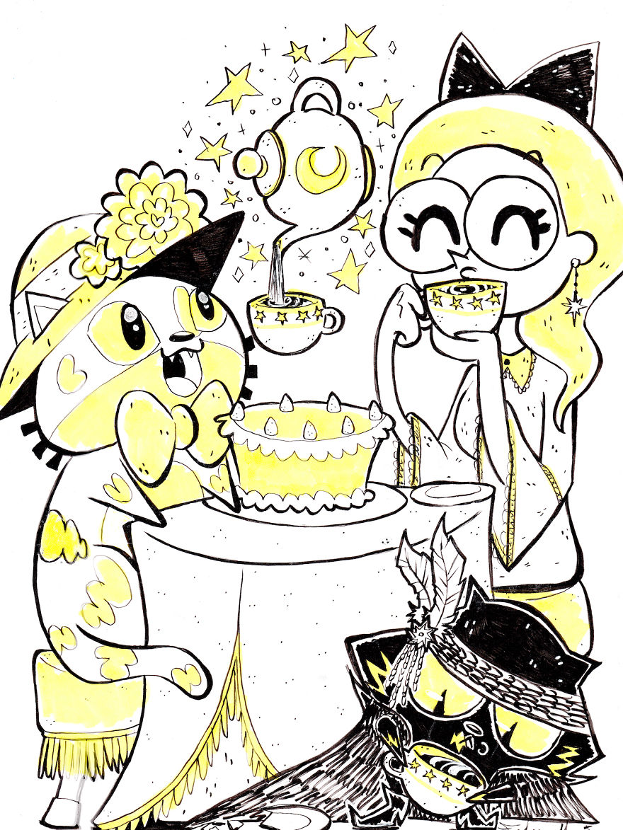 Magical Tea Party