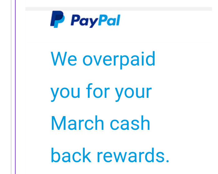 Paypal Global Technical Error Is Costing Me A $29 Overdraft Fee. See Email. This Might Affect You Too!