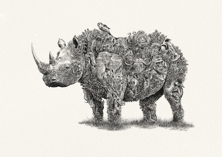 Rhino / Africa