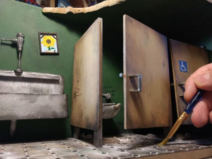 Badass Miniatures: Causing A Little Trouble