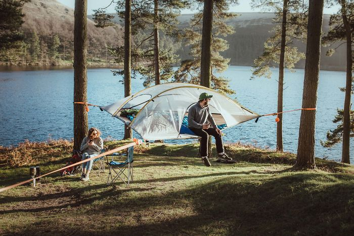 New Tree Tents To Elevate Every Adventure