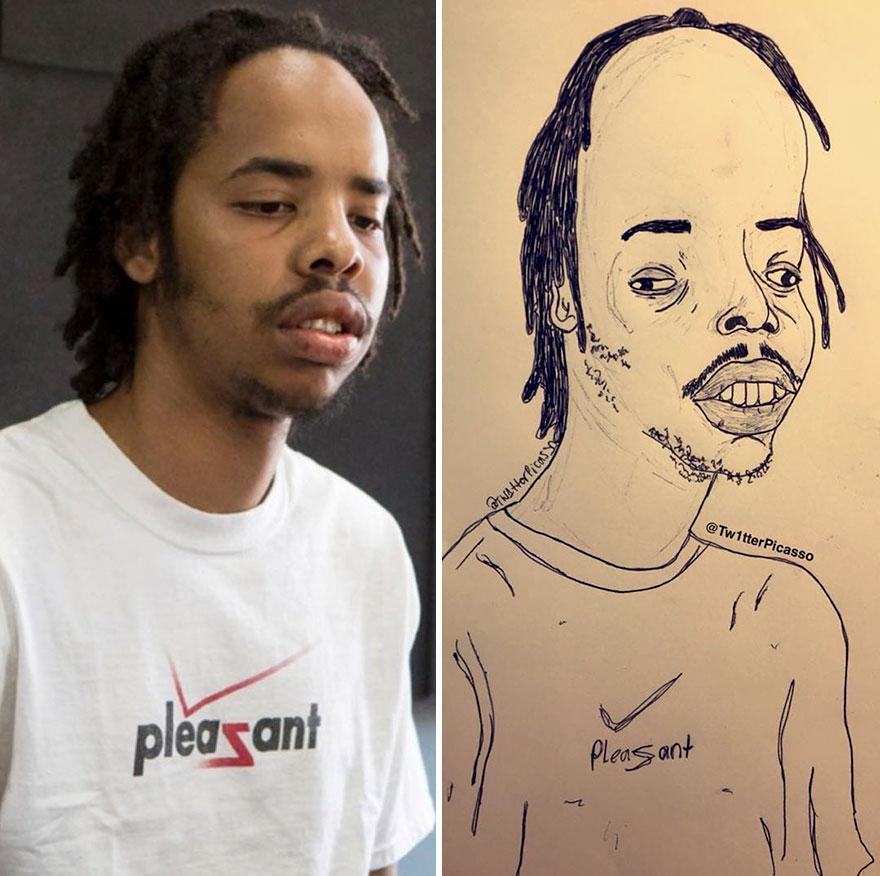 J Cole Fan Art