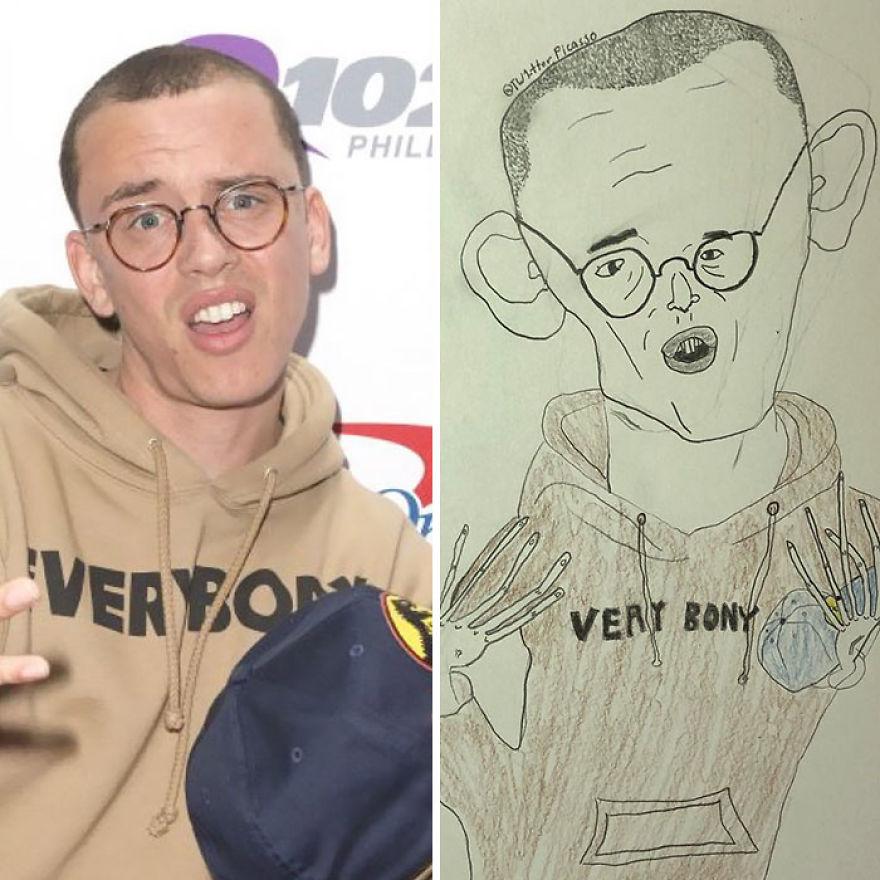 Logic Fan Art