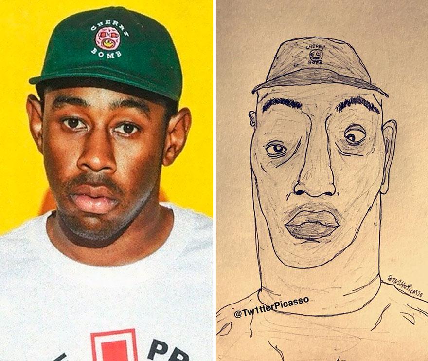 Tyler The Creator Fan Art