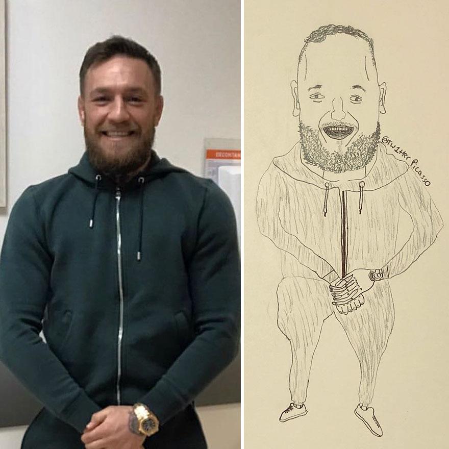 Conor Mcgregor Fan Art
