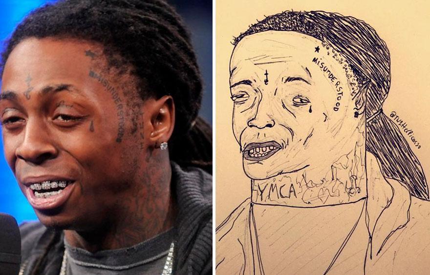 Lil Wayne Fan Art