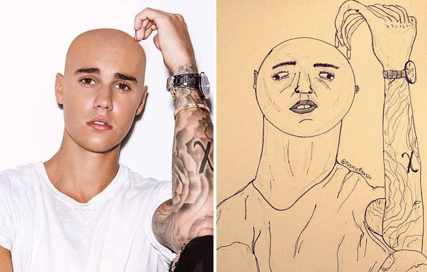 Justin Bieber Fan Art