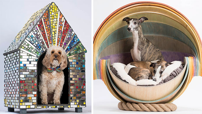 Architects Around The World Design Unique Dog Houses And It's For A Good Cause