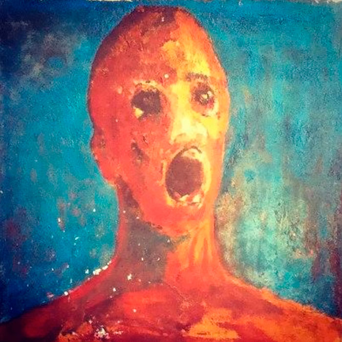 The Anguished Man. Unknown