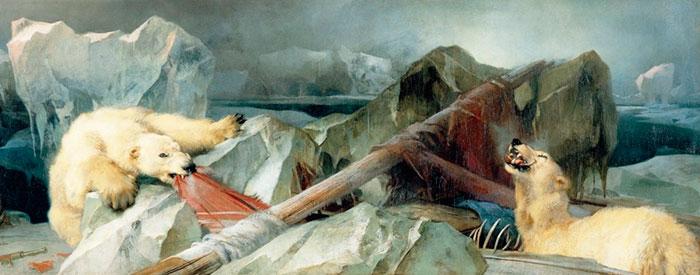 Man Proposes, God Disposes. Edwin Henry Landseer