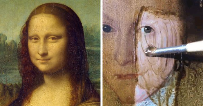 Dirty Wedding Tumblr.People Won T Stop Demanding The Mona Lisa To Be Cleaned So Someone