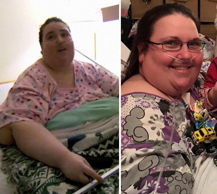 Penny Saeger Was 494 Lbs, She Dropped To 454 Lbs