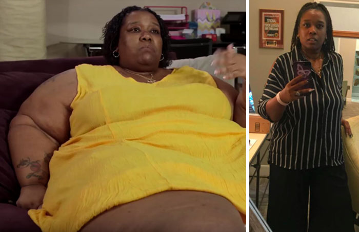 June Mccamey Was 600 Lbs, She Dropped To 370 Lbs