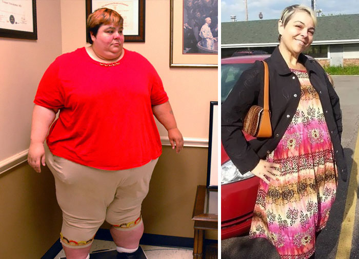 26 Unbelievable Before& After Transformation Pics From' My 600 Lb Life' That Show If They Could Do It, So Can You