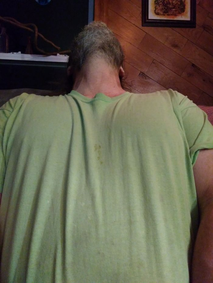 My Husband's Underbeard