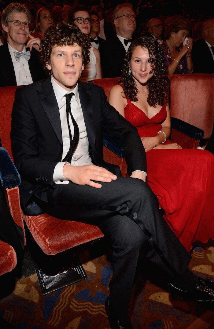 Jesse And Hallie Eisenberg