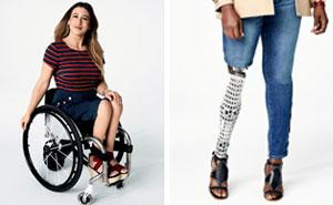 Esta compañía ha creado una nueva línea de ropa para personas con discapacidades